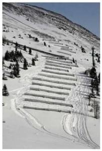Εικόνα 3: Χιονοφράχτες στο ΧΚ Lake Louise στον Καναδά